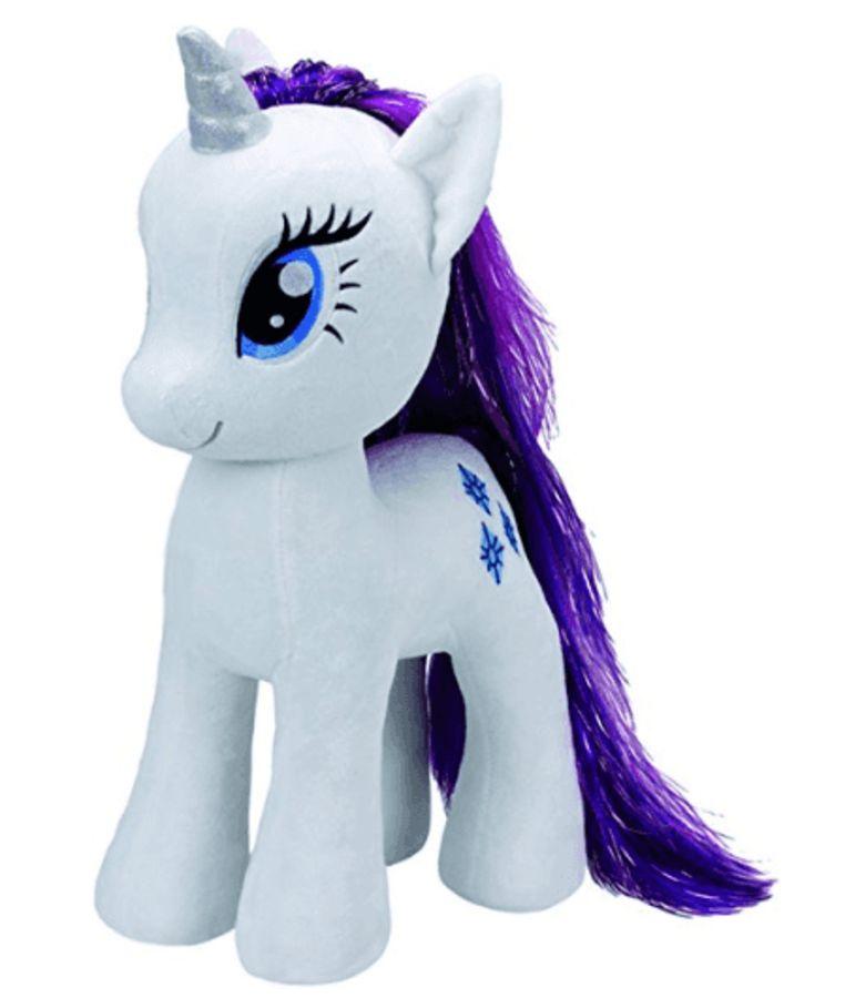 rarity peluche mon petit poney licorne - Poney Licorne